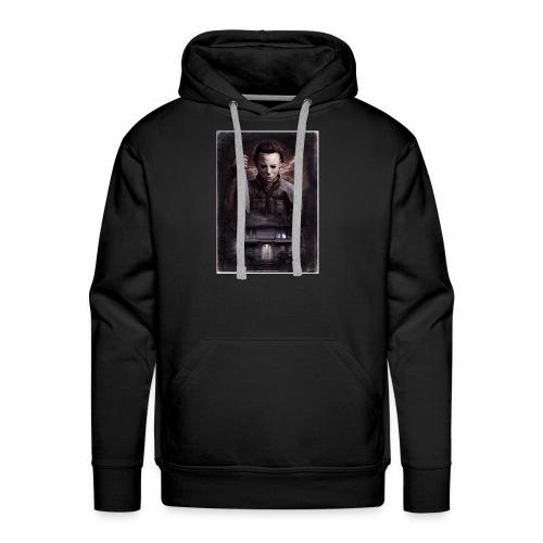 Micheal Myers Horror Collection - Men's Premium Hoodie