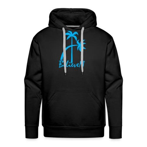 BelieveN blue - Men's Premium Hoodie