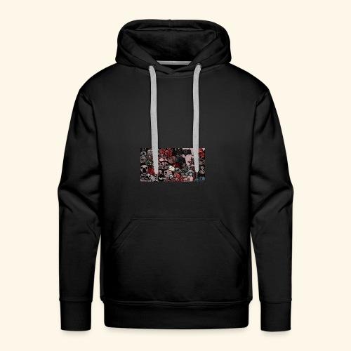 The Binding Of Isaac All bosses hoodie - Men's Premium Hoodie