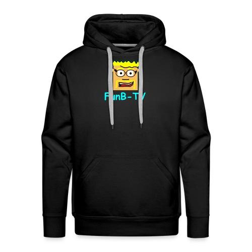 FunB-TV Guy - Men's Premium Hoodie