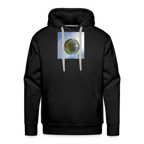 Intracoastal Waterway Tiny Planet - Men's Premium Hoodie