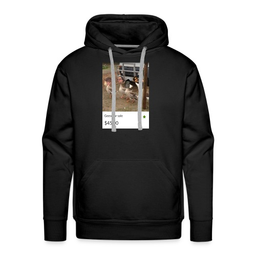 the___gaggle - Men's Premium Hoodie