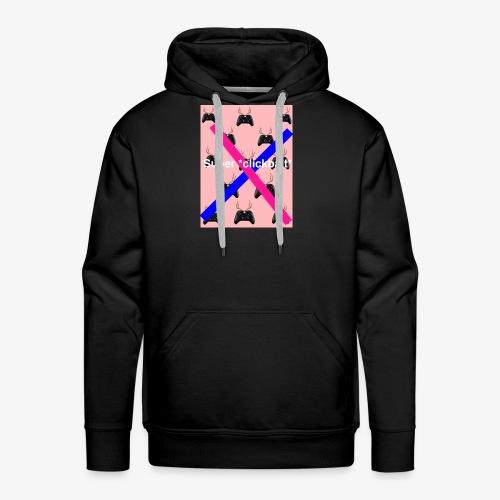 Super *clickbait* - Men's Premium Hoodie