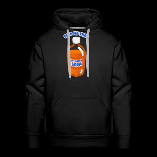 Off-Brand Soda - Men's Premium Hoodie