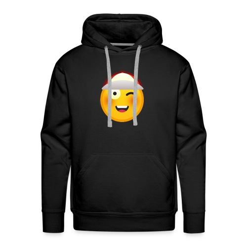 I am happy merch - Men's Premium Hoodie