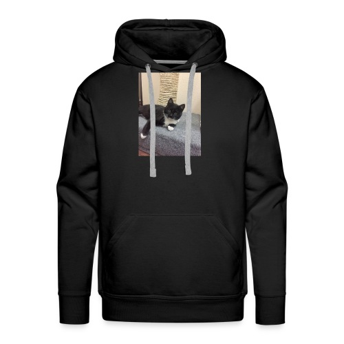 Oreo cat merch - Men's Premium Hoodie