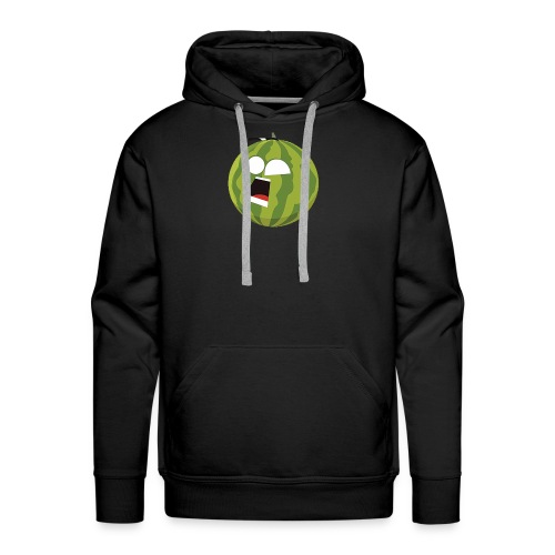 watermelon 10 - Men's Premium Hoodie