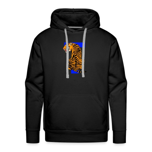 Townsend Sport Tiger Design - Men's Premium Hoodie