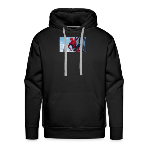 spider man homecoming - Men's Premium Hoodie