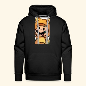 Time for Mario - Men's Premium Hoodie