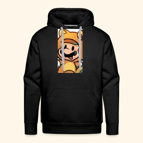 Time for Mario - Men's Premium Hoodie
