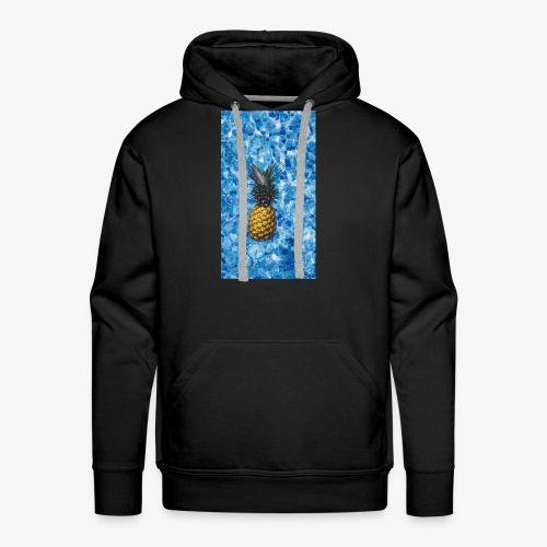 Pineapple Phone Case - Men's Premium Hoodie