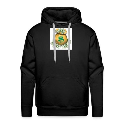 SECURE THE BAG !!💯💪🏽 - Men's Premium Hoodie