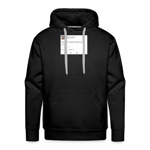 Covfefe Tweet - Men's Premium Hoodie
