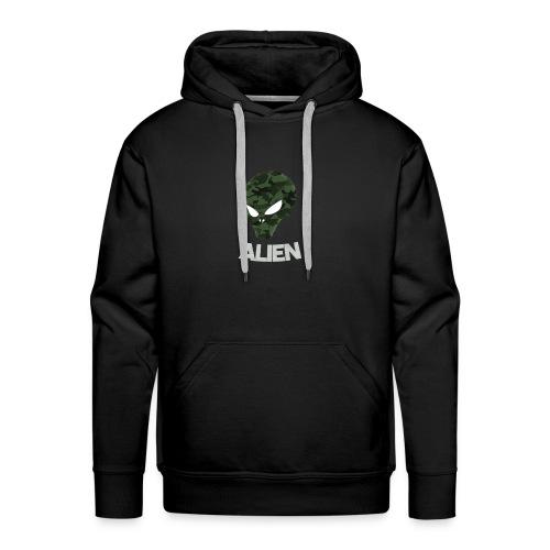 Military Alien - Men's Premium Hoodie