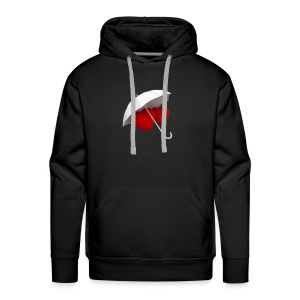 love valentin day - Men's Premium Hoodie