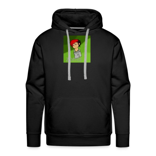 zomb is nere - Men's Premium Hoodie