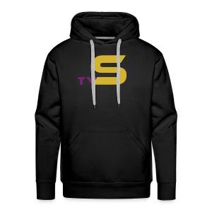 SandsTV logo - Men's Premium Hoodie