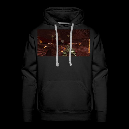 Welcome to the Neather - Men's Premium Hoodie