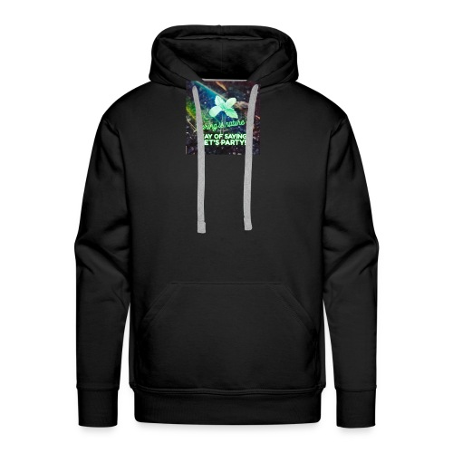 SPRING is Natures Way of Saying Let's Party! - Men's Premium Hoodie