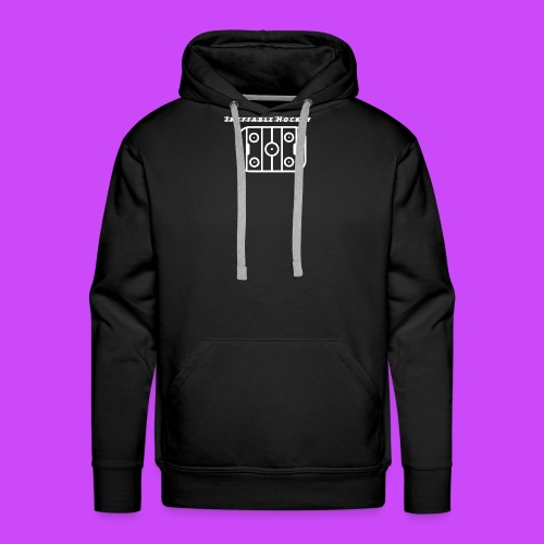 Ineffable Hockey Hoodies 3 - Men's Premium Hoodie
