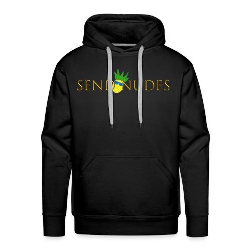 Send Nudes - Men's Premium Hoodie