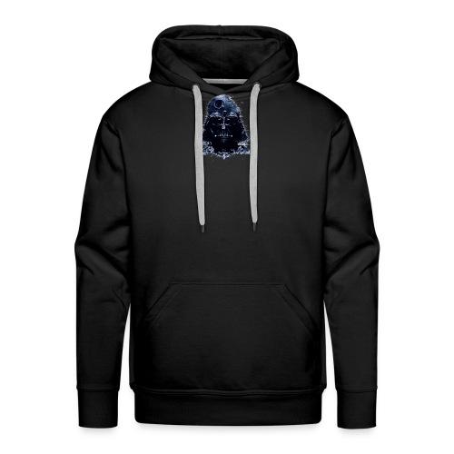the dark side - Men's Premium Hoodie