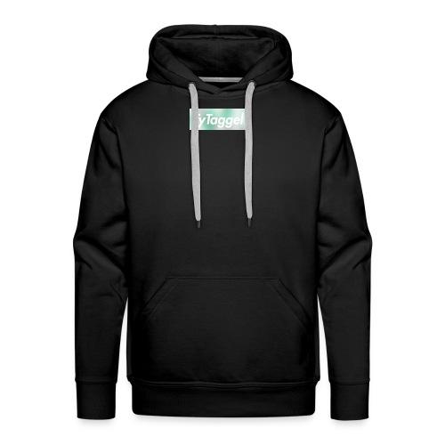Ty taggel box logo - Men's Premium Hoodie