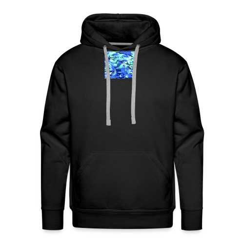 MTP Blue shop preview - Men's Premium Hoodie