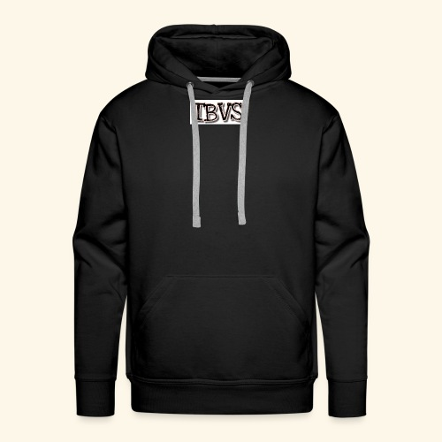 TBVS Box Logo - Men's Premium Hoodie