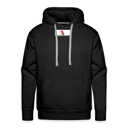 REAL YOUTUBE INNOVTED LOGO for shits - Men's Premium Hoodie