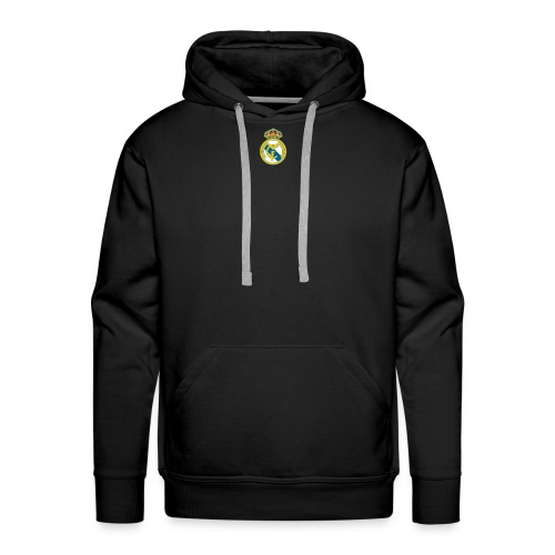 Real Madrid logo 256 1 - Men's Premium Hoodie