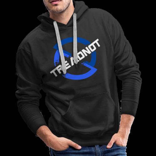 Treadnot Splatter - Men's Premium Hoodie