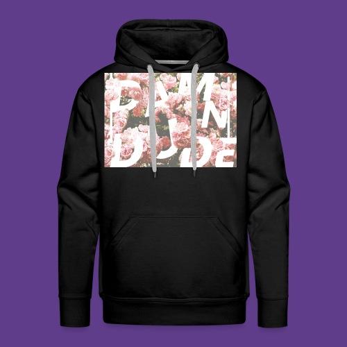 Damn Dude First edition - Men's Premium Hoodie