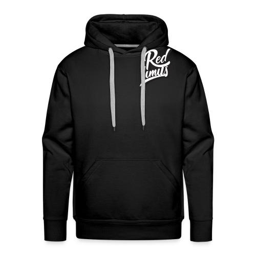 Red Limits - Men's Premium Hoodie