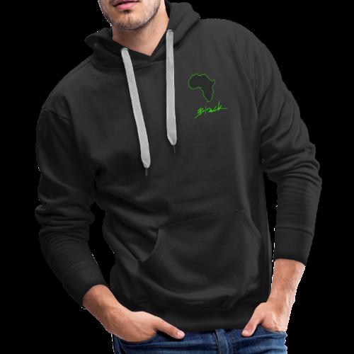 Black Green Edition - Men's Premium Hoodie