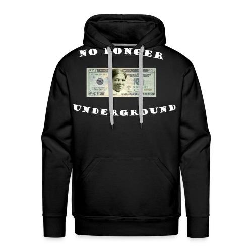 No longer Underground - Men's Premium Hoodie