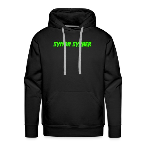 symon sypher - Men's Premium Hoodie