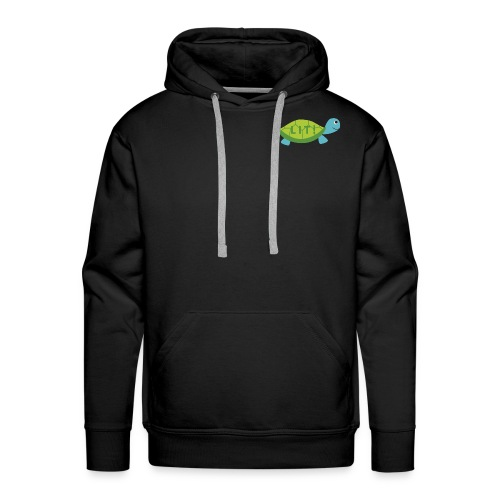 LIT turtle merch - Men's Premium Hoodie