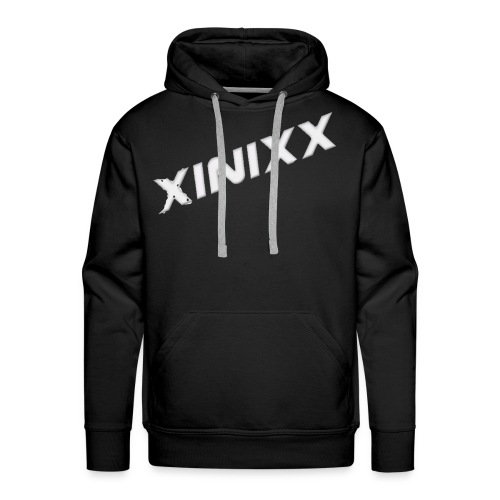 Xinixx Broken - Men's Premium Hoodie