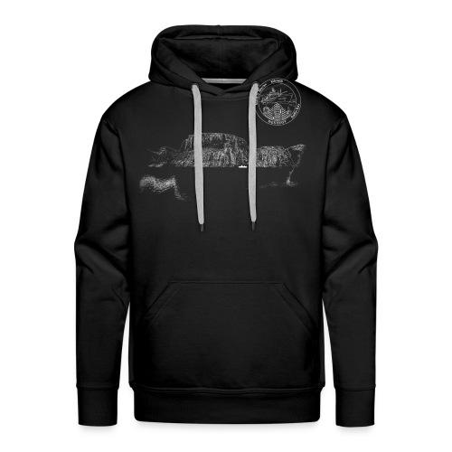 MSM66 fjord black - Men's Premium Hoodie