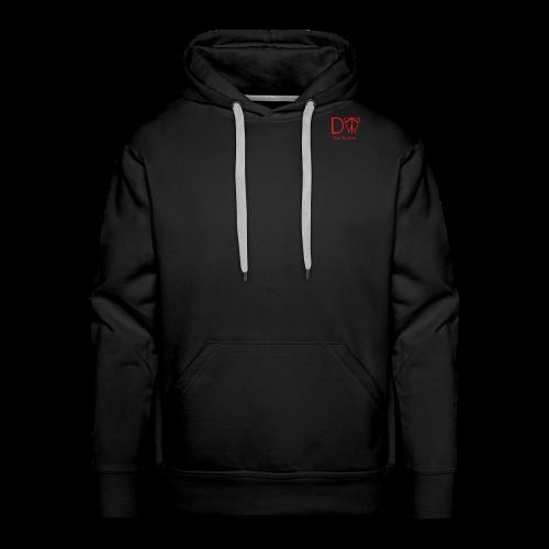 Drop Top Weatha Official Logo - Men's Premium Hoodie