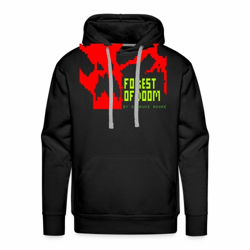 Forest of Doom T-Shirts - Men's Premium Hoodie
