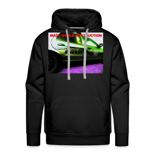 Walla Walla Police Department - Men's Premium Hoodie