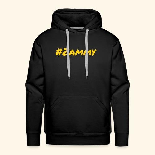 Gold #Zammy - Men's Premium Hoodie