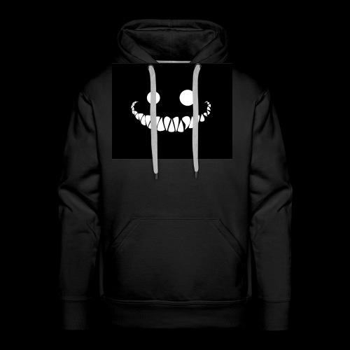 Creepy Smile - Men's Premium Hoodie