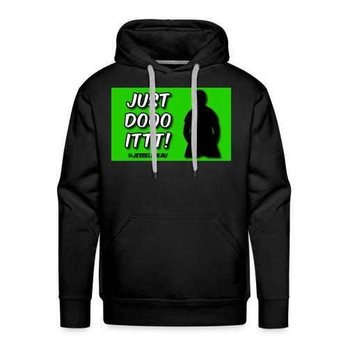 AIE Just Do It - Men's Premium Hoodie
