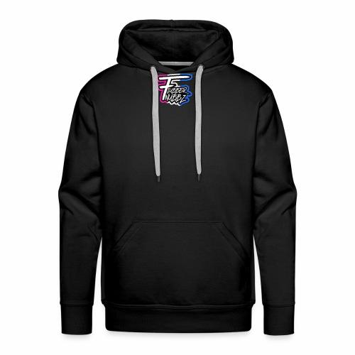 Flubbernubbz Logo - Men's Premium Hoodie