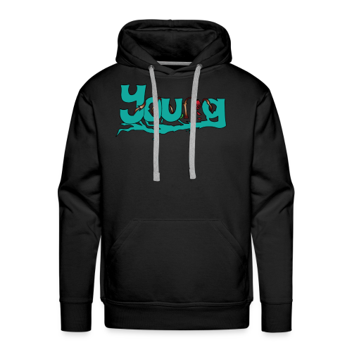YOUNG - Men's Premium Hoodie