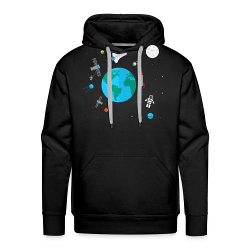 Z Space - Men's Premium Hoodie